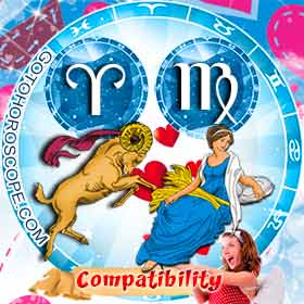 Aries and Virgo Compatibility in Love