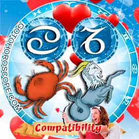 Cancer and Capricorn Compatibility in Love
