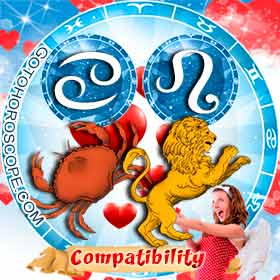 Cancer and Leo Compatibility in Love