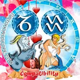 Capricorn and Aquarius Compatibility in Love