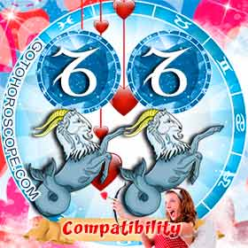 Capricorn and Capricorn Compatibility in Love