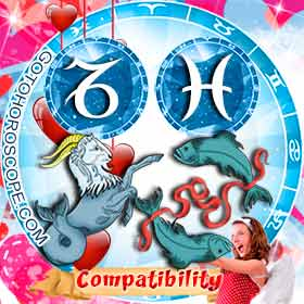Capricorn and Pisces Compatibility in Love