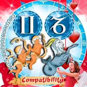 Gemini and Capricorn Compatibility in Love