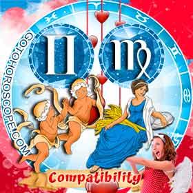 Gemini and Virgo Compatibility in Love