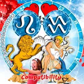 Leo and Aquarius Compatibility in Love