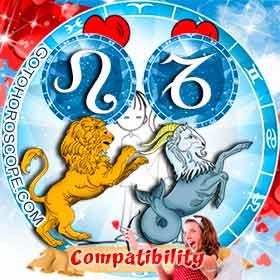 Leo and Capricorn Compatibility in Love
