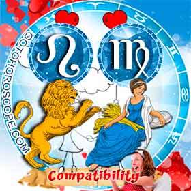 Leo and Virgo Compatibility in Love