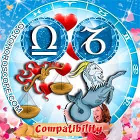 Libra and Capricorn Compatibility in Love