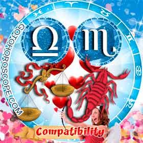 Libra and Scorpio Compatibility in Love