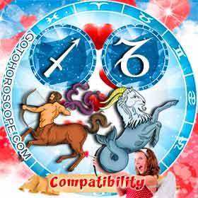 Sagittarius and Capricorn Compatibility in Love