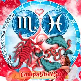 Scorpio and Pisces Compatibility in Love