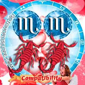 Scorpio and Scorpio Compatibility in Love
