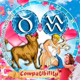 Taurus and Aquarius Compatibility in Love