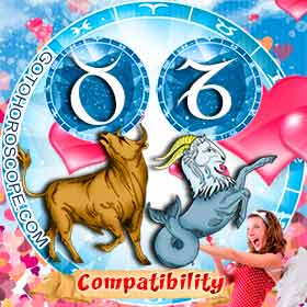 Taurus and Capricorn Compatibility in Love