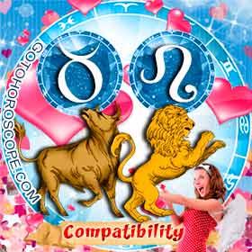 Taurus and Leo Compatibility in Love