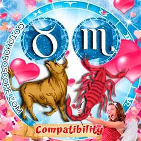 Taurus and Scorpio Compatibility in Love