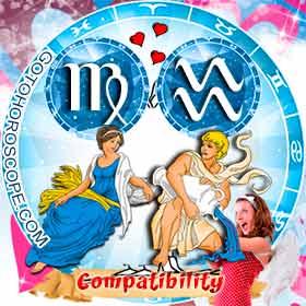 Virgo and Aquarius Compatibility in Love