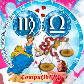 Virgo and Libra Compatibility in Love