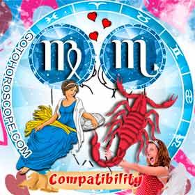 Virgo and Scorpio Compatibility in Love