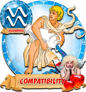 Zodiac sign Aquarius Compatibility Horoscope