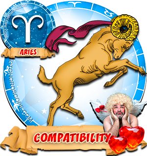 Zodiac sign Aries Compatibility Horoscope
