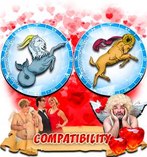 Love Compatibility Horoscope for Combination of Capricorn and Aries Zodiac signs