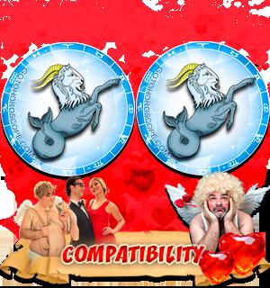 Love Compatibility Horoscope for Combination of Capricorn and Capricorn Zodiac signs