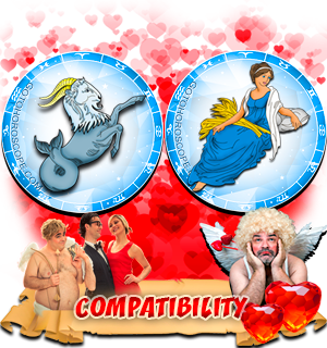 Love Compatibility Horoscope for Combination of Capricorn and Virgo Zodiac signs