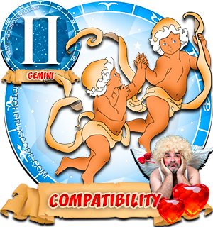 Zodiac sign Gemini Compatibility Horoscope