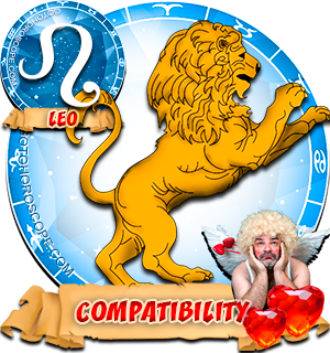 Zodiac sign Leo Compatibility Horoscope