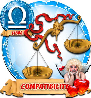 Zodiac sign Libra Compatibility Horoscope