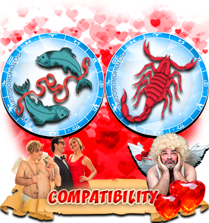 Love Compatibility Horoscope for Combination of Pisces and Scorpio Zodiac signs