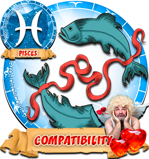 Zodiac sign Pisces Compatibility Horoscope