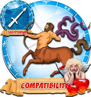 Zodiac sign Sagittarius Compatibility Horoscope