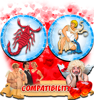 Love Compatibility Horoscope for Combination of Scorpio and Aquarius Zodiac signs