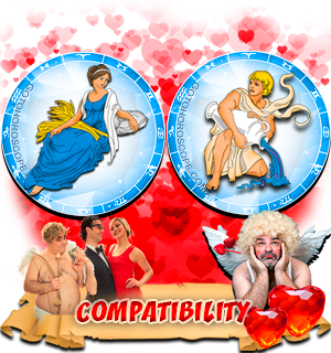 Love Compatibility Horoscope for Combination of Virgo and Aquarius Zodiac signs