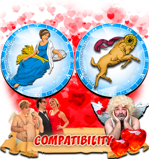 Love Compatibility Horoscope for Combination of Virgo and Aries Zodiac signs