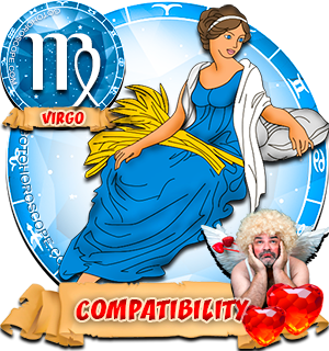 Zodiac sign Virgo Compatibility Horoscope