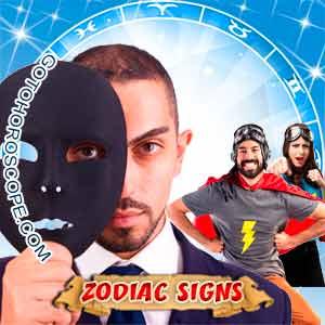 zodiac sign's characteristics image