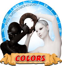 Colors: Gemini The sign of the Zodiac